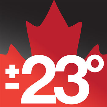 Atmosphérique–Canadian Weather from EC - Canada\'s weather:  essential Canadian weather information taken from the best source—Environment Canada—and presented in an appealing and rich format. Now with Retina graphics. Featured in Great Canadian Apps!WHY YOU SHOULD TRY ITGreat visuals, accurate Canadian data (that agrees with the Environment Canada website), fast user-controlled refresh. Additional info for outdoor activities: sunrise/sunset, wind and windchill.FEATURES & FUN-Current temp to 0.1 °C-Current conditions text.-6-day high/low/conditions/precipitation forecast.-Sunrise/Sunset-Pressure and pressure trend-Humidity-Windchill-Wind (direction, speed, gust speed)-location-aware-800+ reporting locations-shake to refresh-English and French interface and data.Too cold for ya? No problem - Atmosphérique supports Kelvin. Winter sounds better when it is +247 degrees!Think 50km/h winds are high? Explore the country - you can do a lot better than that.Check out the differences in sunrise/sunset around the country (or lack of sunrise!  It\'s a big country…)SUPPORT & FEEDBACKVisit our site at http://atmospherique.ca to follow future development and submit feedback and feature requests.Enjoy!   Team Atmosphérique