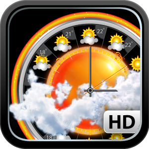 "eWeather HD, Radar, Alerts - eWeather HD is the first app in the world with radar, hurricane tracking, earthquakes and alerts widgets, geomagnetic storms.eWeather HD: • Has a built-in barometer. A diagram is displayed which shows the atmospheric pressure changes for the past 24 hours. A red warning display is produced when the barometer detects changes more than 0.2 inhg.• Provides information on the last 100 earthquakes from all over the world. View the latest earthquakes in a list or on a map. Provides information regarding magnitude, time and distance. You can filter earthquakes by their magnitude and distance from your locationFor those who want to know everything about the weather conditions and alerts both for today and the next 10 days, the past 365 days, tornadoes, hurricanes, earthquakes, geomagnetic storms, tides, sea temperature etc. eWeather HD has  twenty original widgets of the weather, radar, earthquakes, alerts, moon phase, barometer, geomagnetic index, UV index, rain and snow amount etc.Annual archives of air temperature and sea for any city in the world allows you to choose the good time and place for the travel. You can compare the weather in the current year with the weather in the last year. Also you can always have your own opinion about the statements that has never was so cold, hot, wet, dry.Features:• Two world-renowned weather providers: Foreca and US weather provider,• Hi-Def, Real-Time animated NOAA  Radar on Google maps (USA only),• Air quality and pollution in real time and forecast (for some USA, UK, Europe and Asia cities)• Hurricane tracking,• Tornado and Hail probability,• Tides forecast,• 365 days weather archive,• Weather buoys: wave height, direction and period, wind and gust, pressure, water and air temperature, tides etc• Solstice, Equinox, Polar night, Polar day, Solar and Lunar eclipse• Sea surface temperature on weather map, widgets, noification area,• Barometer with headache indicator,• Map with radar, cloud satellite layer, sea and air temperature, wind, alerts, hurricanes, humidity, earthquakes etc• Twenty original widgets of the weather,  radar, time, moon phase, barometer, geomagnetic index, and UV index (1x1, 2x1, 2x2, 1x4, 4x1, 4x2, 3x3, 4x4, 5x2, 5x5 etc),• Radar widget on OpenStreetMap (for USA only),• Ten day forecast,• Ten notification indicators in the status bar: temperature, moon phase, earthquakes, alerts, barometer etc,• Earthquakes widget on OpenStreetMap,• Weather Alerts (Advisory, Watch, or Warning) from NOAA (National Oceanic and Atmospheric Administration);• Black ice and freeze warnings,• One-hundred latest earthquakes in the world on Google map,• Pressure forecast graph (Foreca only),• Moon phase, moon rise and moon set times,• Sunrise and sunset times,  time to sunrise or sunset• Duration of the day, day length changes• World map with weather alerts, weather, earthquakes and local time.• Geomagnetic storm forecast,• Wind speed and directionality indicators• 15 KBytes of internet traffic per city for each weather update only,• World clock,• METAR from weather station (except Foreca),• UV index,• Visibility on the roads,• Dew point hour by hour graph;• Precipitation probability,• Precipitation amount: rainfall and new snowfall amount,• Follow by location (uses GPS or Cell Network location determination),• Full tablet support,• Share forecast, alerts, earthquakes by e-mail and SMS• Alarm clock time on clock dial and graphThe most unique feature in this application is the ""Weather Clock"". It provides all of the previous information in an hour-by-hour clock format and is very interactive.Payment is one time, no ads, no any in-app payment, free updates.If you have ANY questions, there is an FAQ section that takes you directly to the website. If your question is specific to your customized set up, customer service is courteous, knowledgeable, willing and able to help with fast turn around time."