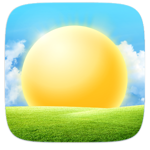 GO Weather Forecast & Widgets - GO Weather Widget & Wallpaper, over 50 million users\' choice, provides accurate current & future weather info, beautiful widgets & live wallpapers.Features of GO Weather Widget & Wallpaperâ–ºWeather & Clock Widgets: Easily check the current & future weather info via widgets in 2*1,  4*1, 4*2, 5*1, 5*2 sizes. In the meantime, all widgets can switch between different themes.â–ºLive Wallpapers: Show real-time weather status with dynamic wallpapers which can by applied to the weather app or even to your home screen.â–ºCurrent Weather Info: Detailed real-time weather report, including real-time weather status & temperature, \