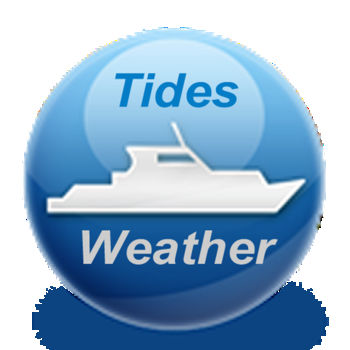 Tides Weather - Mariner's Tide and Weather Advisor is for boaters, fishermen or anyone who needs tide or weather information. Search for tide locations based on your current location, a zip code, or a longitude / latitude. Convenient tides map shows tide points by area and can also be used to set a default location. Save search results as favorites for future use. Store vital information about your boat or boats, including registration numbers and engine specifications. Marine Parts Express has also engineered this app help customers find parts and ask questions.